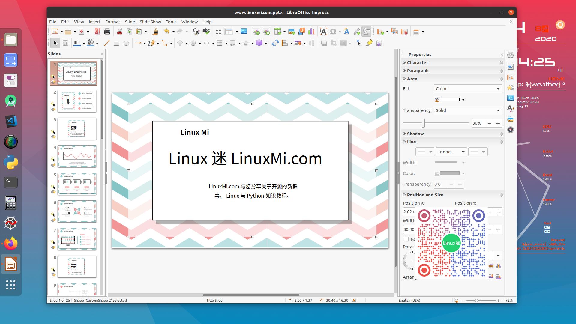LibreOffice 6.4.6 办公套件更新,70个bug修复
