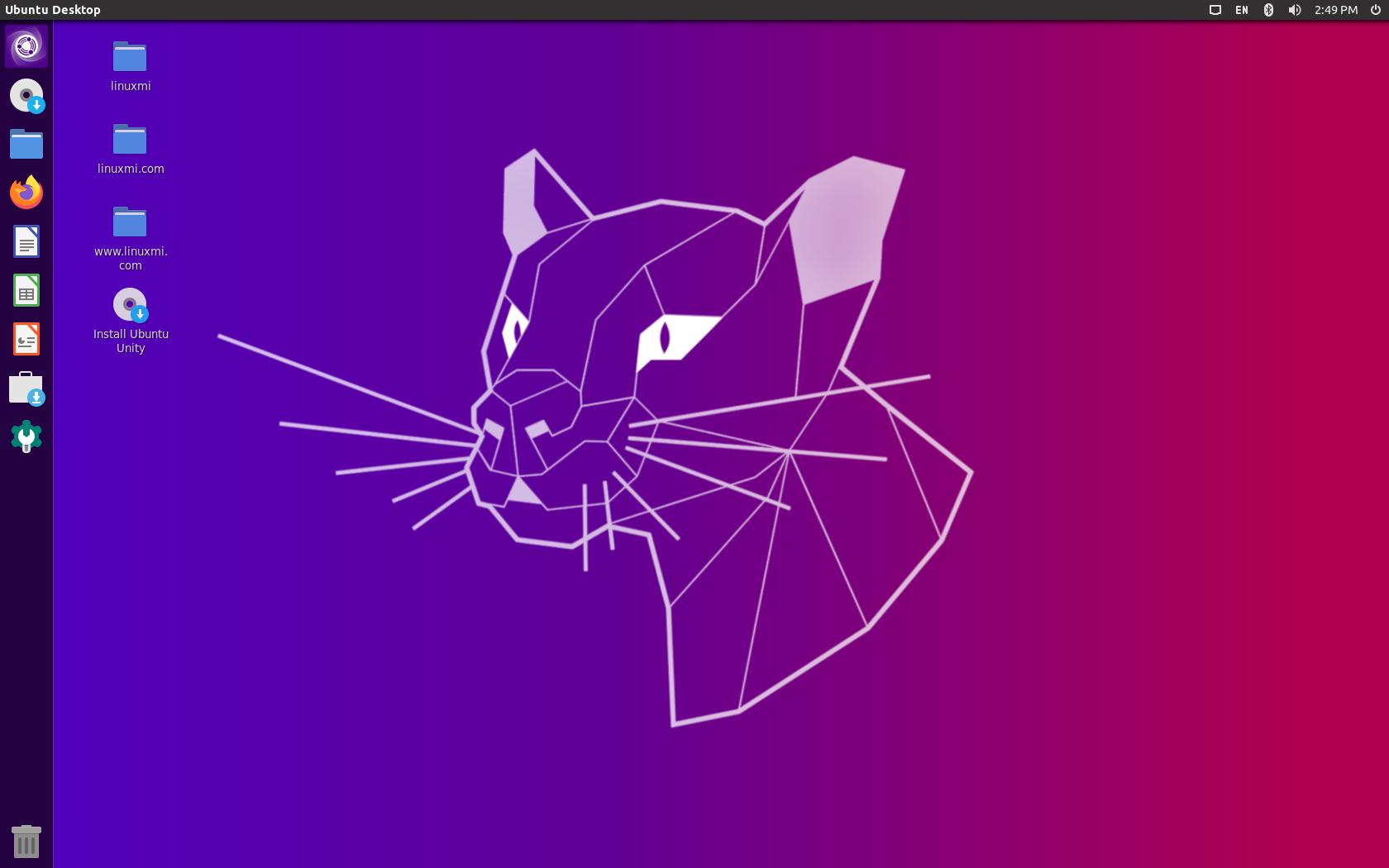 Ubuntu Unity 20.04.1 启用Nemo为默认的文件管理器,Timeshift备份工具