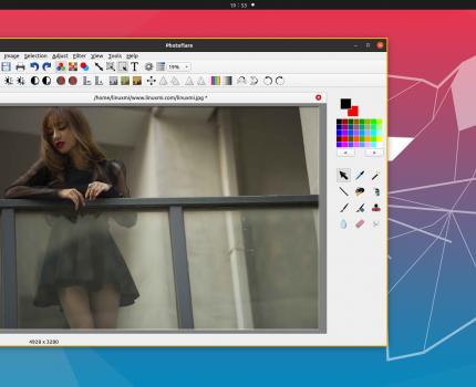 Photoflare:满足简单编辑需求的开源图像编辑器