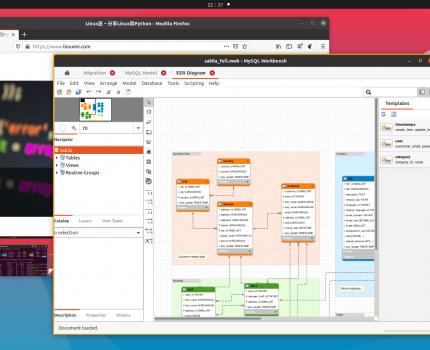 在 Ubuntu 20.04 上 MySQL Workbench 安装和使用
