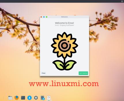 基于 Xubuntu 的 Enso OS 0.4 发布,带来新的笔记应用