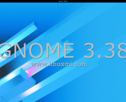 GNOME 3.38桌面环境正式发布,引入许多新特性