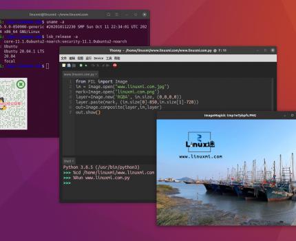 如何在Linux上安装和使用Thonny Python IDE