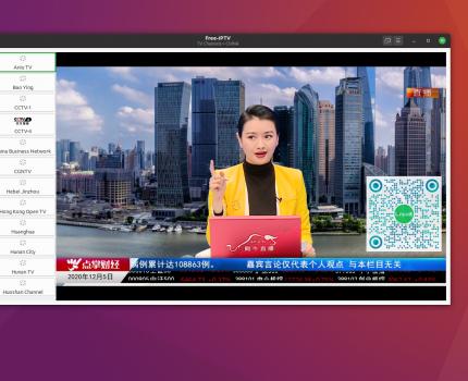 Hypnotix – 通过Linux Mint开发的IPTV播放器观看直播电视