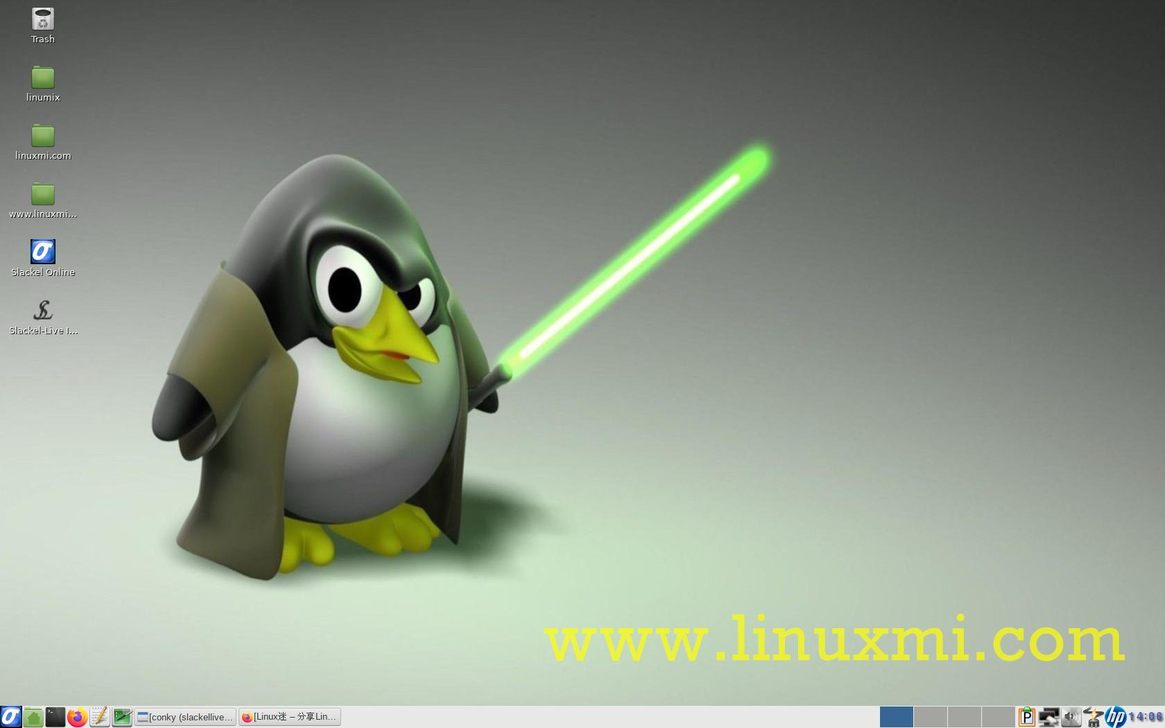 基于 Slackware 的 Slackel 7.4 发布,具有完全可移植性
