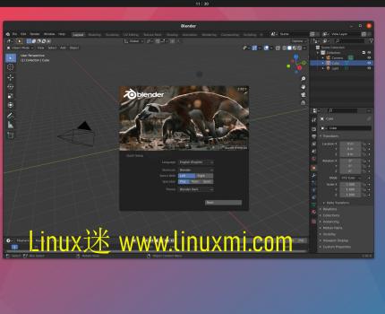 Blender 2.92 发布,添加了全新的工作流程来编辑网格